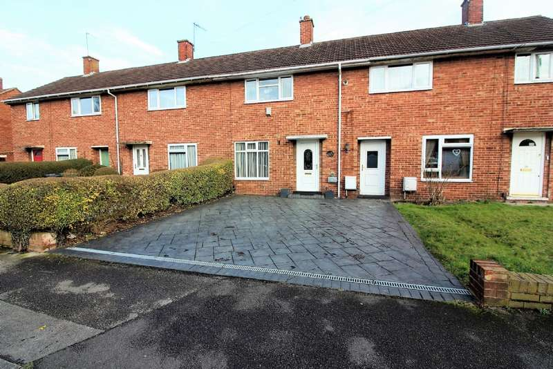 2 Bedrooms Town House for sale in Tildseley Drive, Willenhall