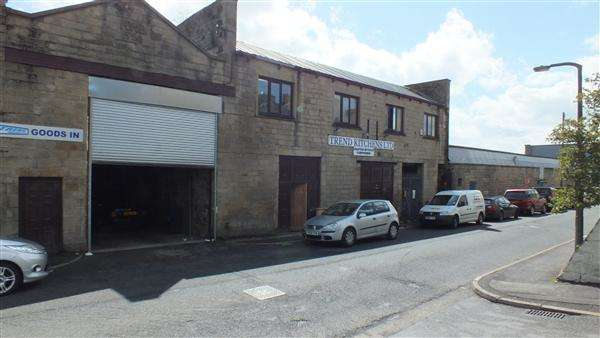 Commercial Property for rent in Foundry Riverside Mill, Greenfield Road, Colne