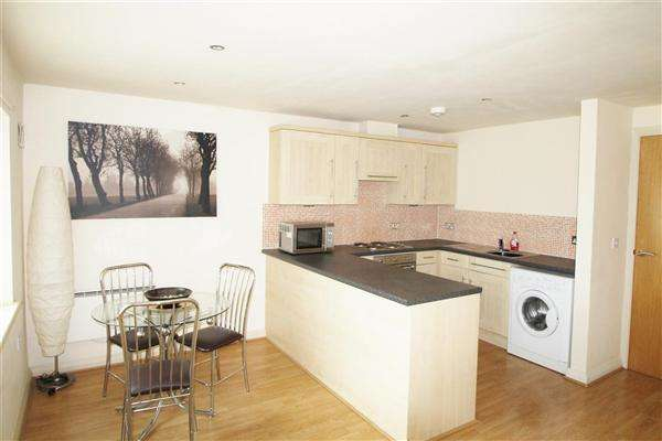 2 Bedrooms Apartment Flat for sale in Victoria Place, 4 Worsley Road North, Walkden