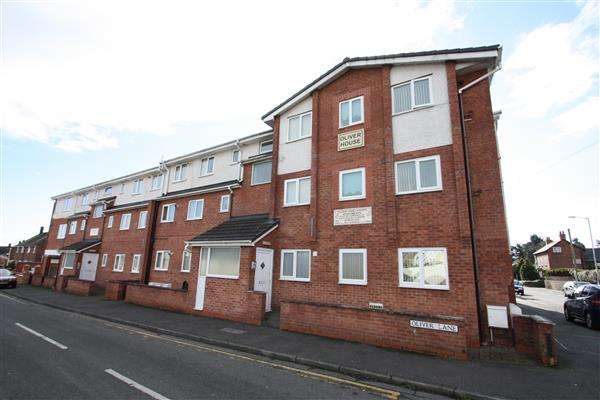 2 Bedrooms Apartment Flat for sale in Oliver House, Great Sutton, Ellesmere Port