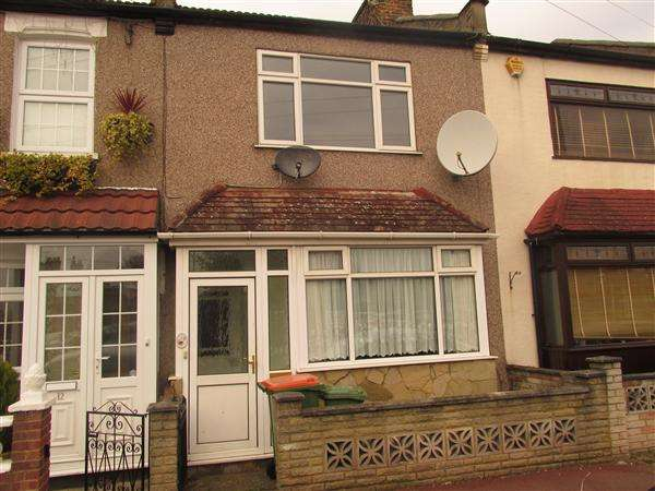 3 Bedrooms Terraced House for sale in Hayday Road, Canning Town, London