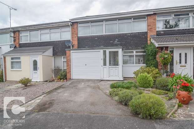 3 Bedrooms Town House for rent in Meadow Close, Neston, Cheshire