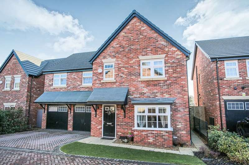 5 Bedrooms Detached House for sale in Meadow Lane, Carlisle, CA2