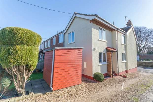 3 Bedrooms Semi Detached House for sale in 27 Holt Road, Fakenham