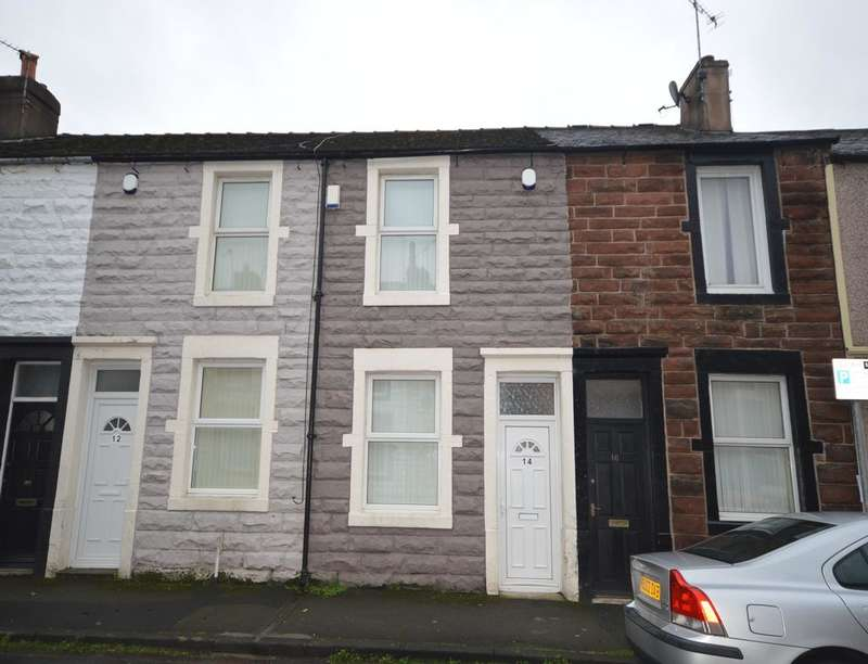 2 Bedrooms Property for sale in Winifred Street, Workington, CA14