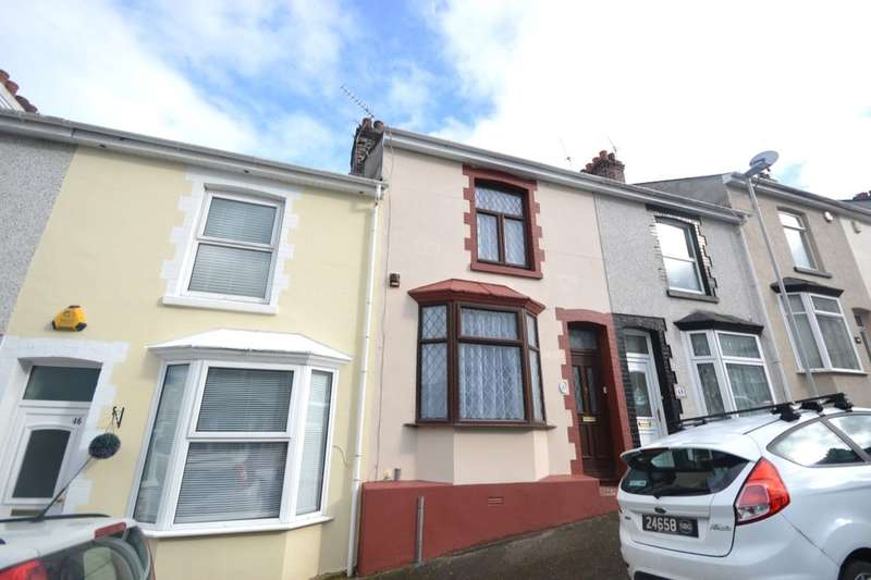 2 Bedrooms Property for sale in Welsford Avenue, Stoke, Plymouth, PL2