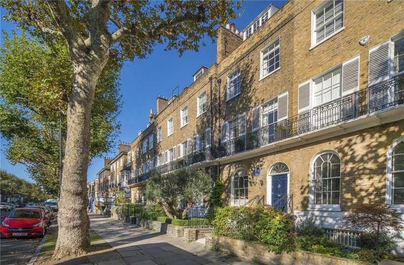 5 Bedrooms Terraced House for sale in Hamilton Terrace, St. John's Wood, London, NW8