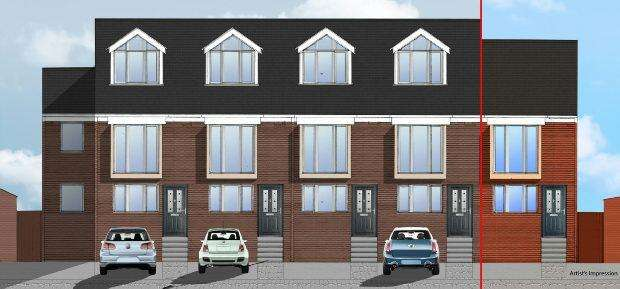 2 Bedrooms End Of Terrace House for sale in Norfolk Mews, Norfolk Lane, Cleethorpes
