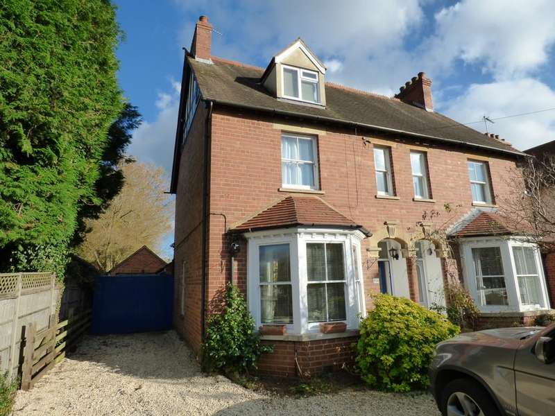 4 Bedrooms Semi Detached House for sale in Twyford Gardens, Twyford