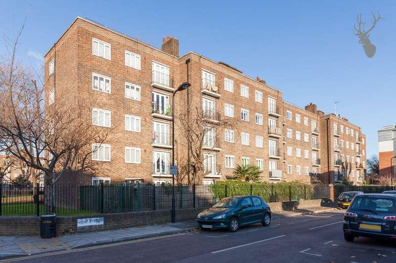 3 Bedrooms Flat for sale in Queensbridge Court, Queensbridge Road, Haggerston, E2