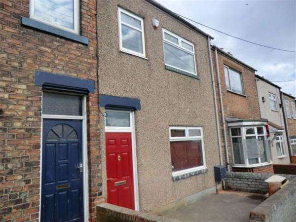 3 Bedrooms Terraced House for sale in West Street, Ferry Hill, Durham DL17