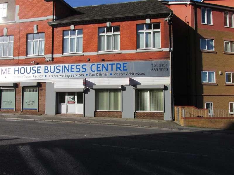 Commercial Property for rent in Balls Road, Prenton