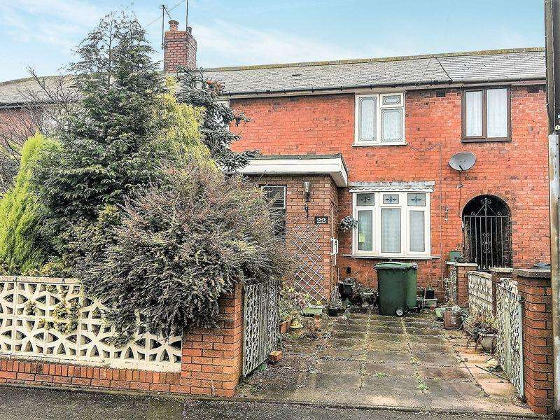 3 Bedrooms Semi Detached House for sale in Turton Road, West Bromwich, B70 8LA