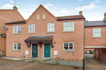 2 Bedrooms Terraced House for sale in Rays Close, Bletchley, Milton Keynes