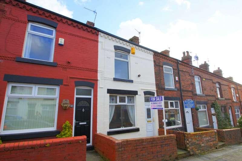 2 Bedrooms Terraced House for sale in Hawksley Street, Horwich