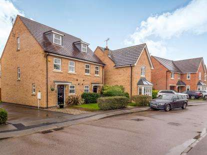 3 Bedrooms Semi Detached House for sale in Trinity Way, Heanor, Derby, Derbyshire