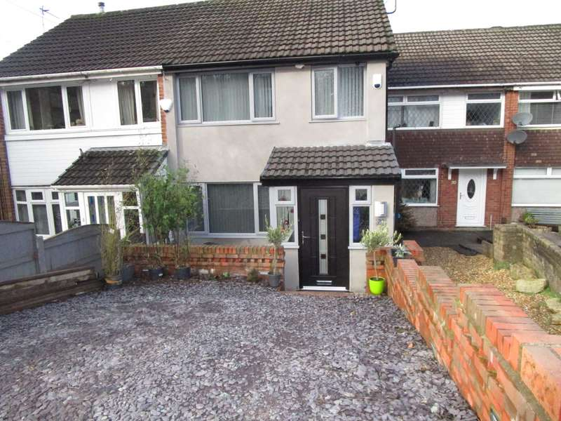 4 Bedrooms Town House for sale in Dalehead Drive, Shaw