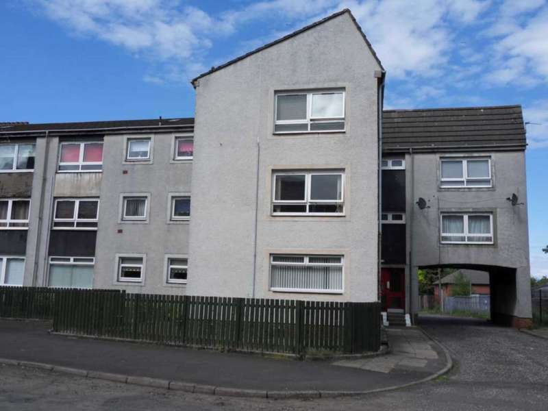 3 Bedrooms Flat for sale in Ferguson Street, Johnstone