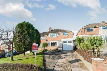 3 Bedrooms Semi Detached House for sale in Elmwood Road, Sutton Coldfield, West Midlands, .