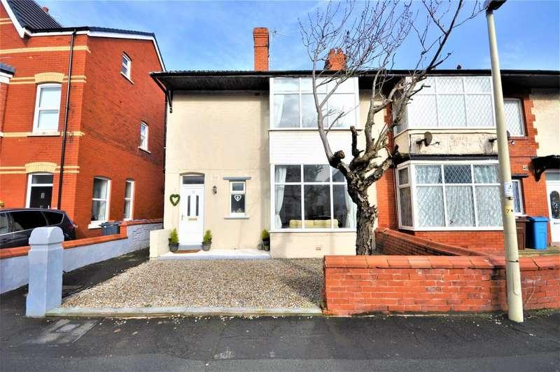 4 Bedrooms Semi Detached House for sale in All Saints Road, St Anne's, Lytham St Annes, Lancashire, FY8 1PL