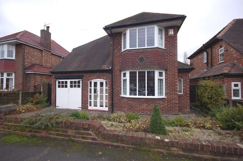 4 Bedrooms Detached House for sale in Coniston Road, Gatley, Cheshire SK8