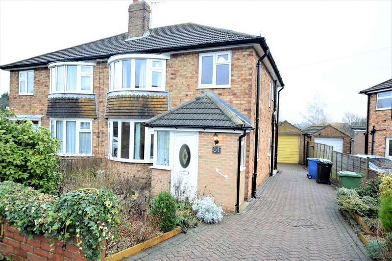 3 Bedrooms Semi Detached House for sale in Lady Ediths Park, Scarborough