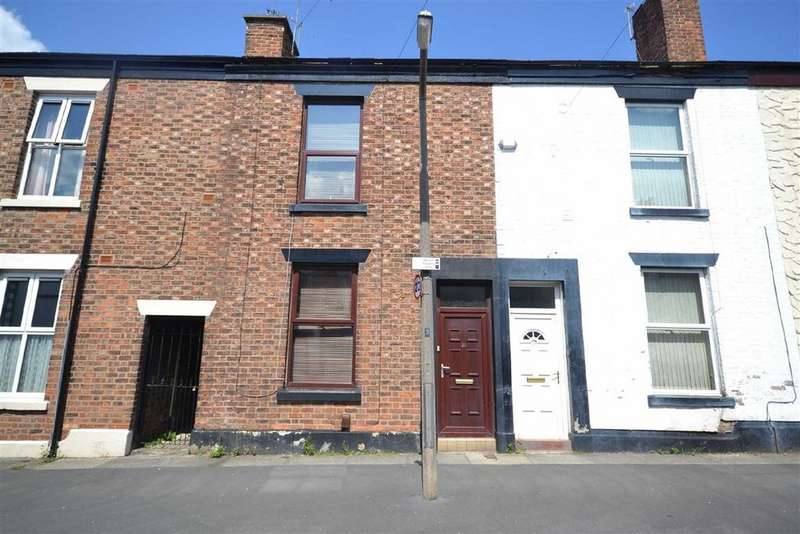 2 Bedrooms Terraced House for sale in Scarisbrick Street, Swinley, Wigan, WN1
