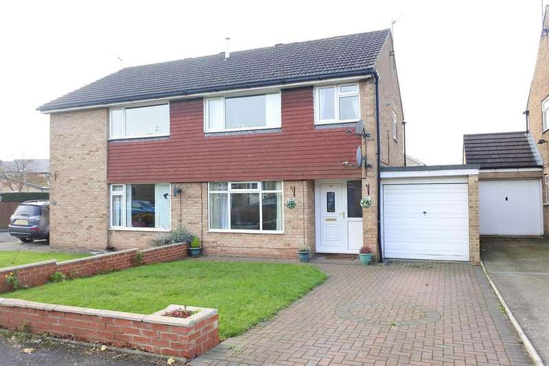 3 Bedrooms Semi Detached House for sale in Bankhead Road, Northallerton
