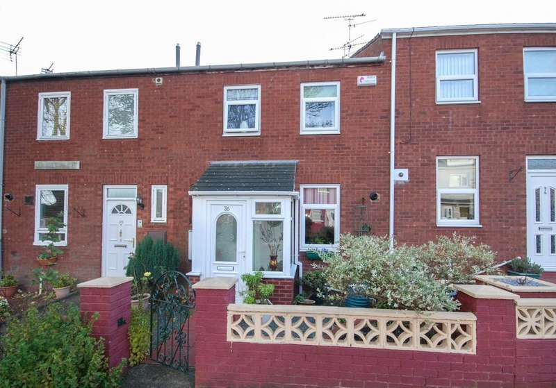 3 Bedrooms Terraced House for sale in Coxlodge Road, Gosforth