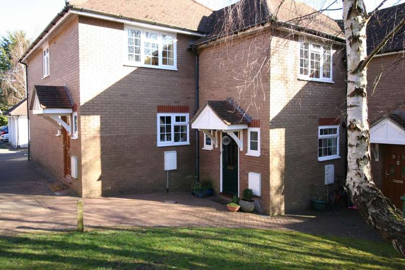 2 Bedrooms Terraced House for sale in Copse Field, Lychpit, Basingstoke, RG24