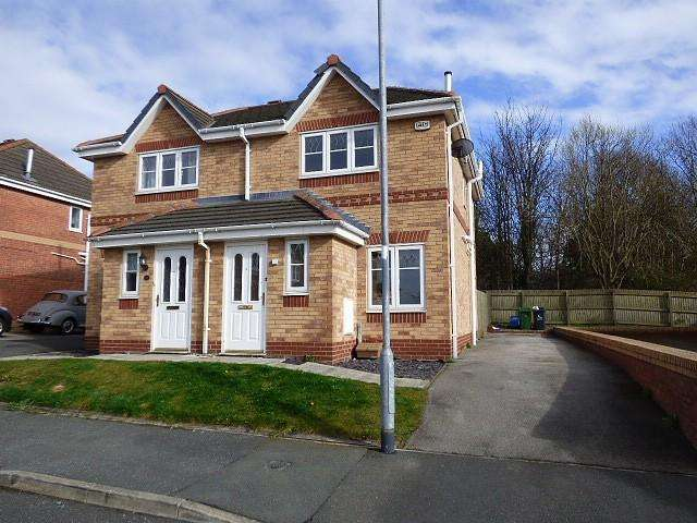 2 Bedrooms House for sale in Redtail Close, Runcorn