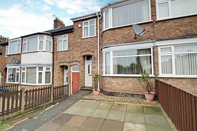 3 Bedrooms Terraced House for sale in Cheshire Road, Aylestone, Leicester