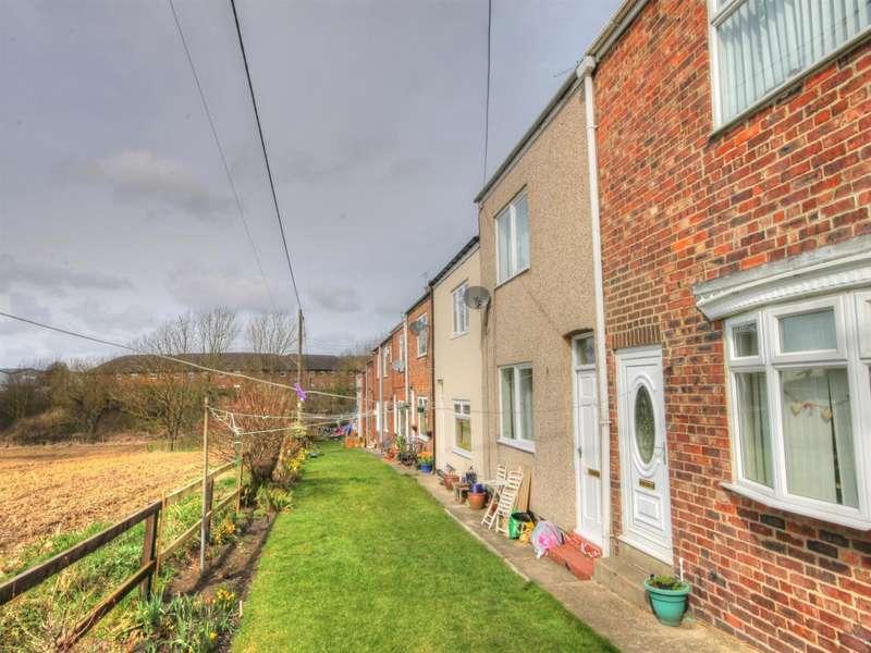 2 Bedrooms Terraced House for sale in Edna Street, Bowburn, Durham