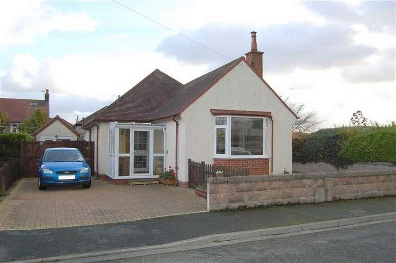 2 Bedrooms Detached Bungalow for sale in Bryn View Road, Penrhyn Bay, Llandudno