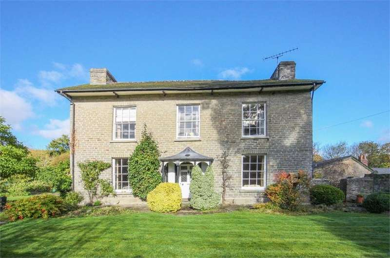 4 Bedrooms Detached House for sale in Crooked Well, Kington, Herefordshire
