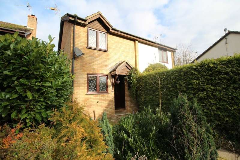 2 Bedrooms Semi Detached House for sale in Petersfield Close, Chineham, Basingstoke, RG24