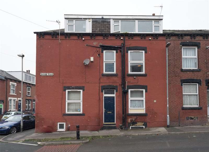 5 Bedrooms End Of Terrace House for sale in Autumn Place, Leeds, West Yorkshire, LS6