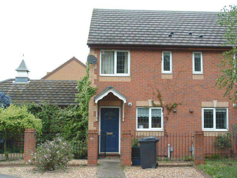 2 Bedrooms Semi Detached House for sale in Kettering Road, Market Harborough