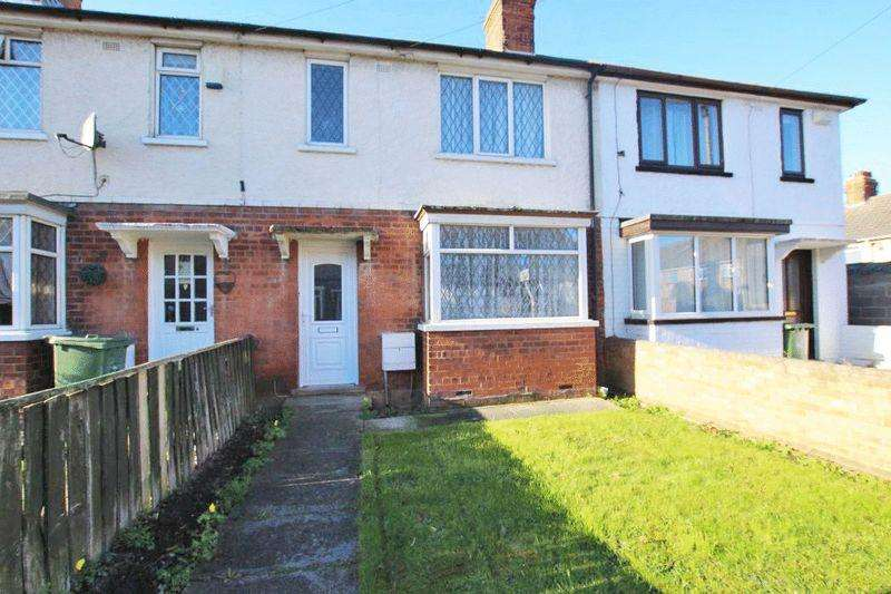 3 Bedrooms Terraced House for sale in CLARENDON ROAD, GRIMSBY