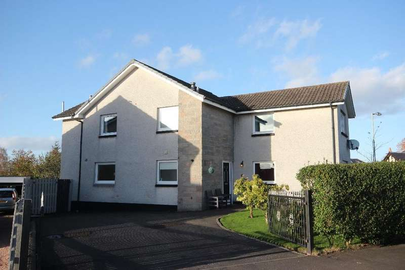 5 Bedrooms Detached House for sale in Ash Grove , Perth, Perthshire , PH1 1DR