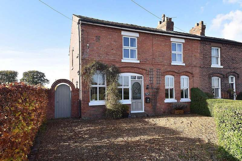4 Bedrooms Semi Detached House for sale in Warrington Road, Hatton