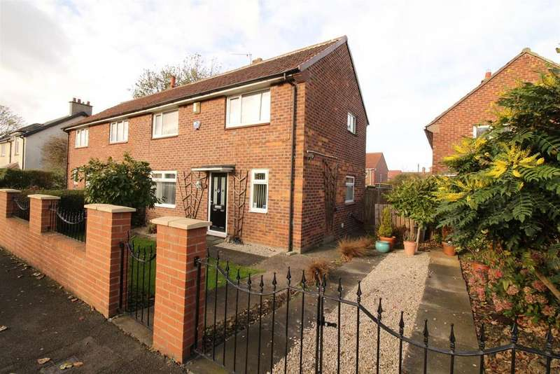 3 Bedrooms Semi Detached House for sale in Slatyford Lane, Newcastle Upon Tyne