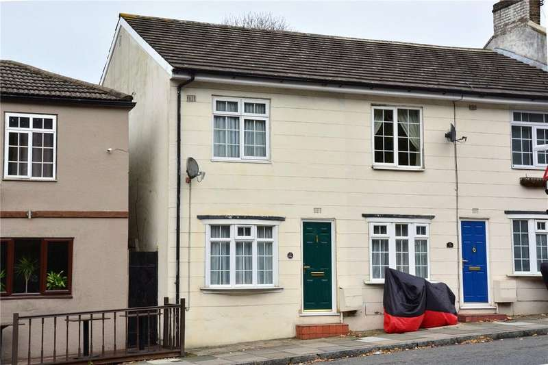 2 Bedrooms End Of Terrace House for sale in Shooters Hill, Shooters Hill, London, SE18