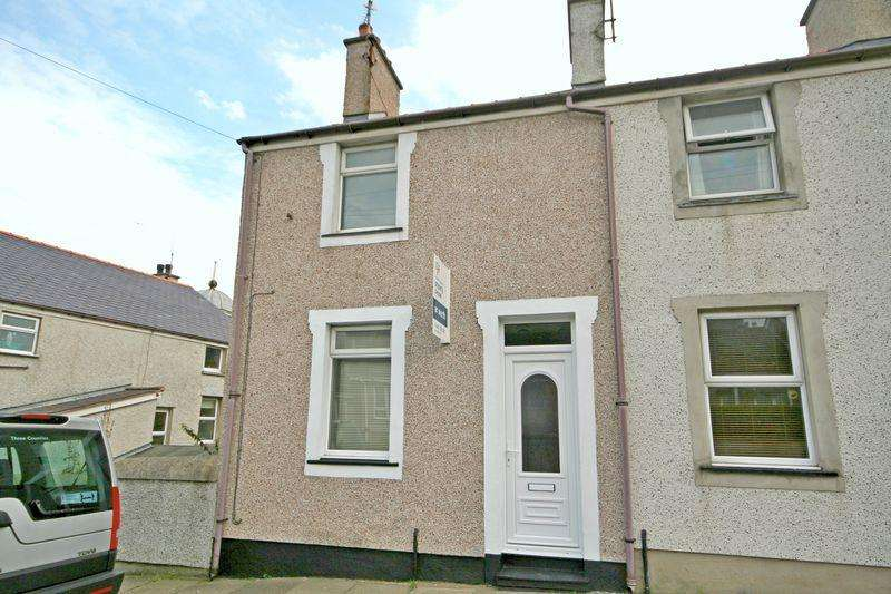 3 Bedrooms Terraced House for rent in Holyhead, Anglesey