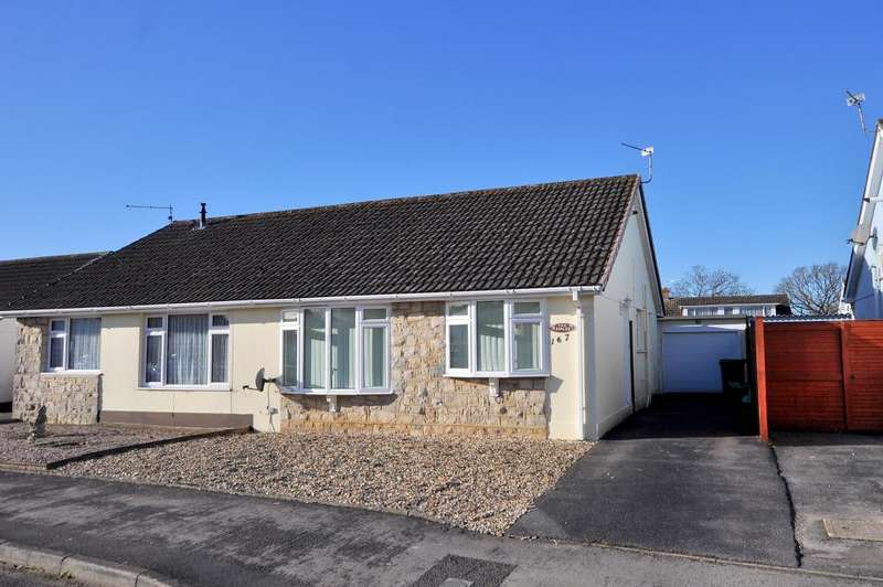 2 Bedrooms Bungalow for sale in Coppice Avenue, Ferndown
