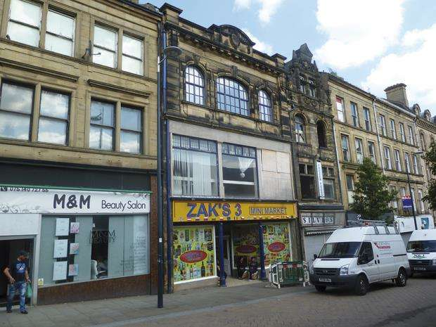 Retail Property (high Street) Commercial for rent in Rawson Place, Bradford