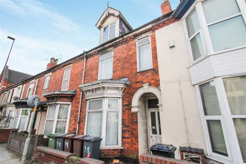 3 Bedrooms Terraced House for sale in Canwick Road, Lincoln