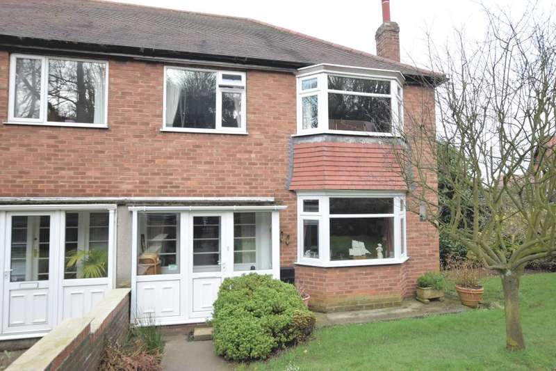 3 Bedrooms Semi Detached House for sale in Stepney Road, Scarborough, North Yorkshire YO12 5BT