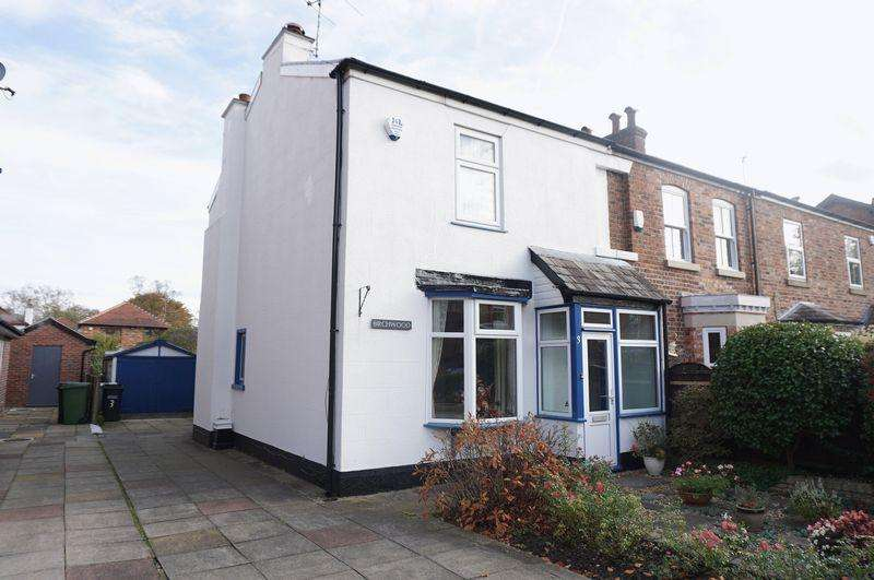 3 Bedrooms Terraced House for sale in Nursery Lane, Wilmslow