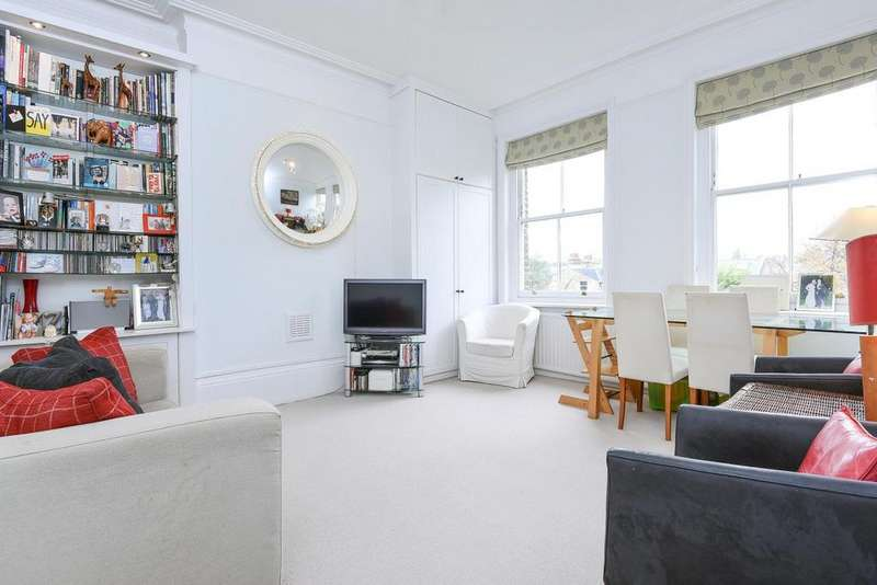 3 Bedrooms Flat for sale in Abbeville Road, Clapham